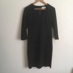 MM Lafleur | Black Career Dress Size 4
